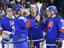 SR Hockey sobre hielo Kaufland Cup Rusia POX