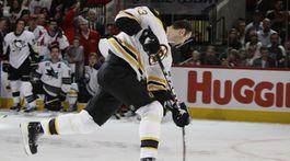 APTOPIX NHL All Star Skills Hockey