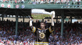 Red Sox Bruins Tribute