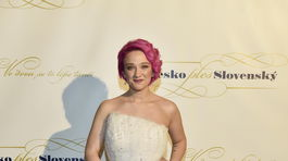 Speváčka Tereza Mašková.