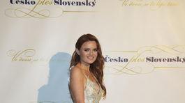 Speváčka Veronika Stýblová