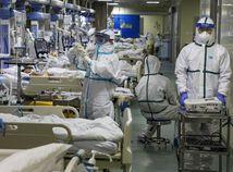 koronavírus nemocnica čína wuchan lekári doktor pacient