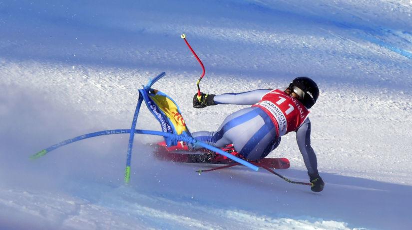 Nemecko Alpské lyžovanie SP Super G ženy