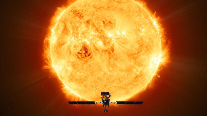 Solar Orbiter pillars