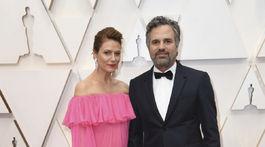 Sunrise Coigney a jej manžel Mark Ruffalo.