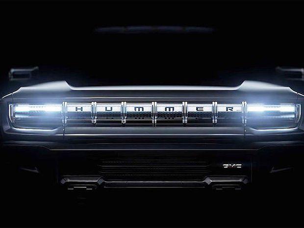 Hummer EV - 2020