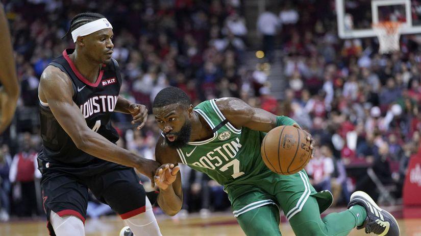 Celtics Rockets Basketball NBA