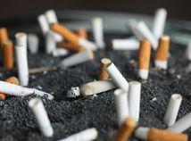 cigarety / fajčenie / cigareta /