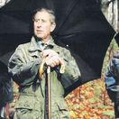 princ Charles, Badínsky prales