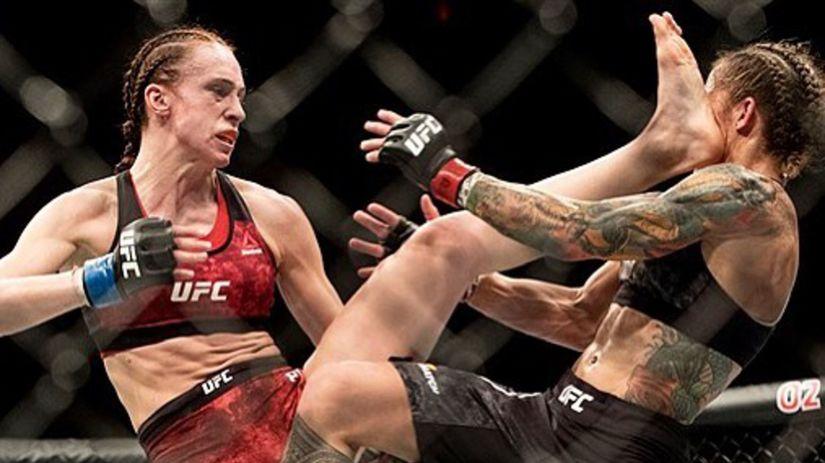 Pudilová MMA