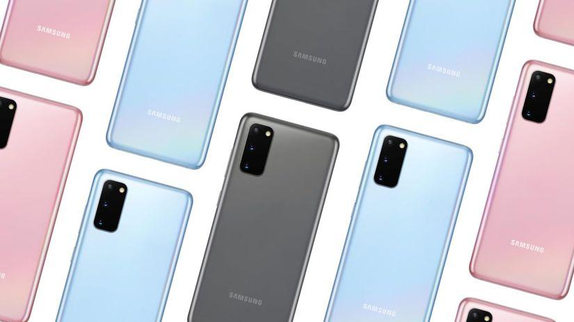 Samsung, Galaxy, S20