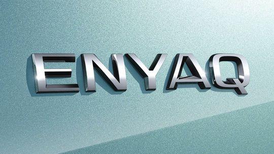 Škoda Enyaq: Elektrické SUV prezrádza zvláštne meno. Čo znamená?  Íri to vedia