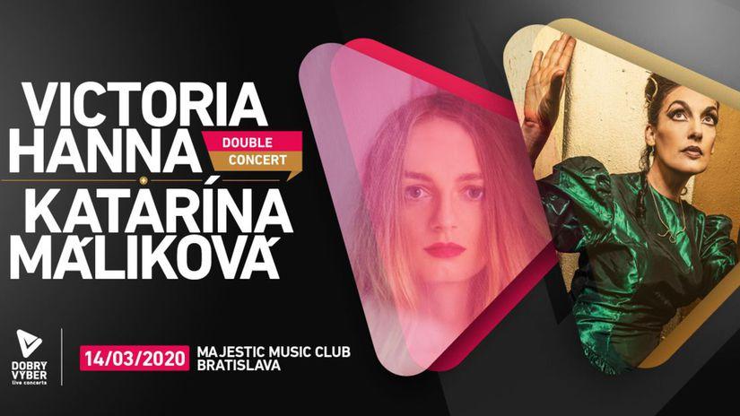 Victoria Hanna, Katarína Máliková