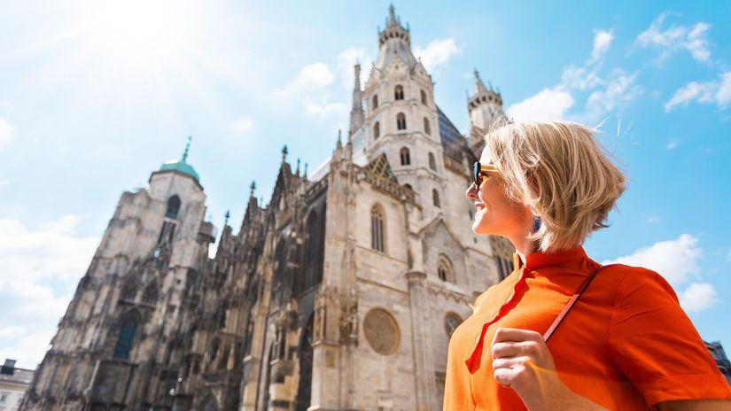 viedeň, turizmus