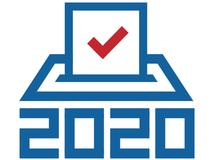 logo voľby 2020