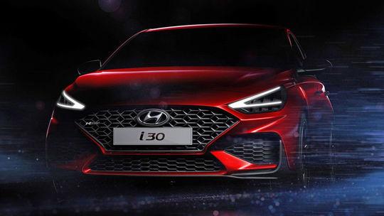 Hyundai i30: Facelift mieri do Ženevy. Príde aj kombi N Line