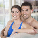 muž, žena, wellness, kúpele, relax
