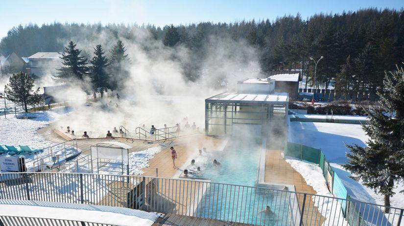 Thermal Park Vrbov, kúpele