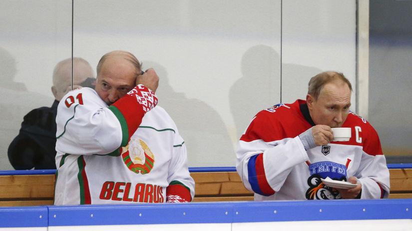 Vladimir Putin / Alexandr Lukašenko /
