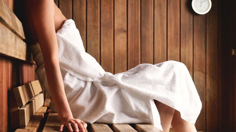 wellness, sauna, relax, oddych