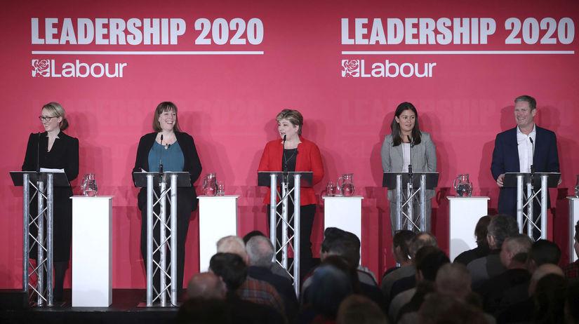 Británia labouristi kandidátka odstúpenie