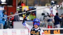 Slovinsko SR Lyžovanie SP obrovský slalom Vlhová