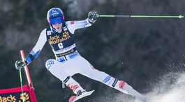 Slovinsko SR Lyžovanie SP obrovský slalom ženy 1.kolo Vlhová