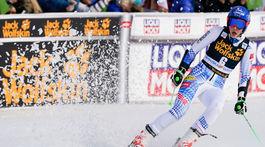Slovinsko SR Lyžovanie SP obrovský slalom ženy 2.kolo Vlhová