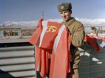 Afghanistan / ZSSR / Sovietsky zväz / okupácia