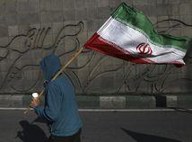 Irán / vlajka / zástava /