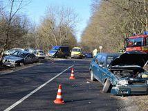 Iba 14-ročný chlapec spôsobil pri Košiciach dopravnú nehodu