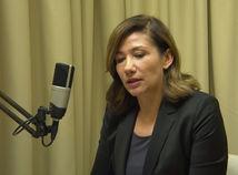 Lucia Ďuriš Nicholsonová, podcast