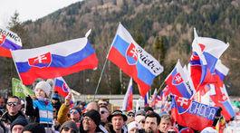 Slovinsko SR Lyžovanie SP slalom ženy 2.kolo