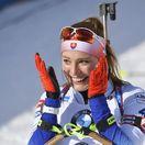 Taliansko SR Anterselva biatlon Fialková