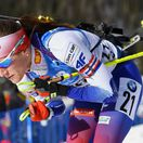 Taliansko SR Anterselva biatlon MS Fialková