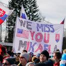 Krásne gesto Slovákov. Podporili trúchliacu Shiffrinovú