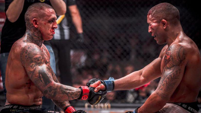 MMA Boráros