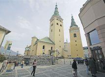 Žilina, mesto, katedrála
