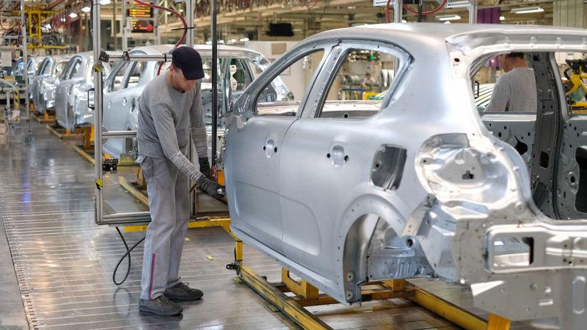 Peugeot 208 - výroba Trnava