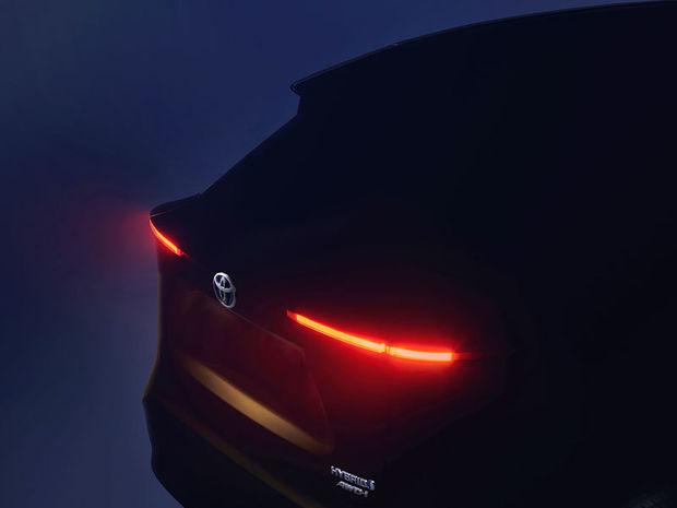 Toyota Yaris SUV - 2020