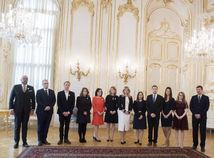 Čaputová investigatívni novinári Za slušné Slovensko
