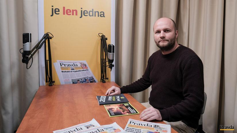 Jaroslav Naď, podcast