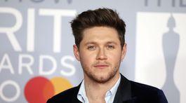 Spevák Niall Horan.
