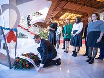NR SR: Pietna spomienka na Kuciak a Kušnírová klus