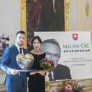 Cena J.M.Hurbana štátna Čič udelenie danko turay