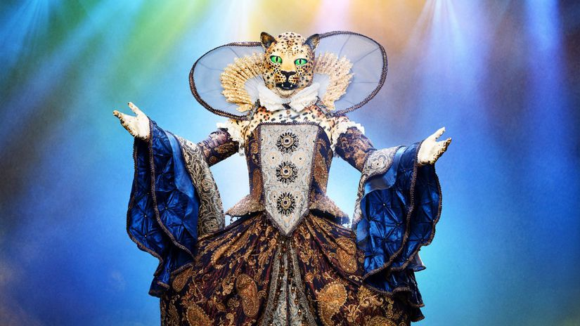 masked singer, zlatá maska,
