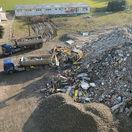 vybuch plynu v Prešov, odpratavanie, demolacia panelaka sutiny