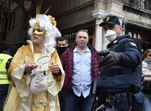Sever Talianska napadol koronavírus, zrušili aj Benátsky karneval