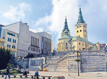 katedrála, Žilina