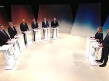 Téma predvolebných diskusií: Kočner a trináste dôchodky